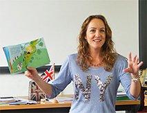 Contact met Lauren Salomons | Spelen met Engels