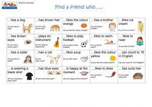 Extreem Friendship - lesideeën voor Engels in groep 1 t/m 8 | Spelen met @AR41
