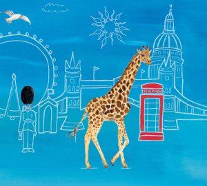 olaf giraf