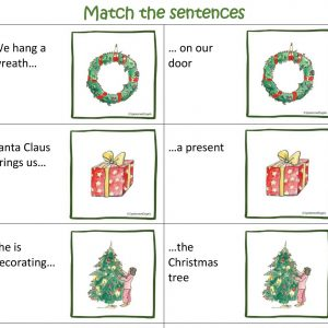 Match the sentences