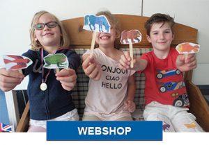 Webshop | Spelen met Engels